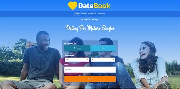 wp dating tema