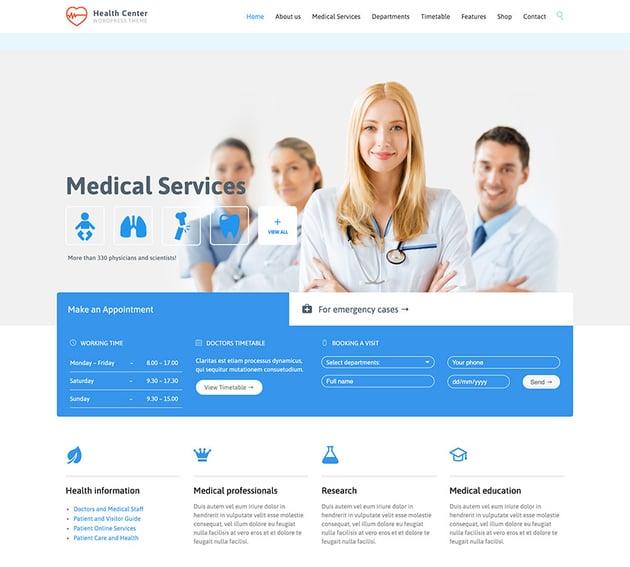 Healthcare - Medical for Doctor Dentist