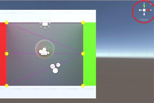 Light Probes - Side selection