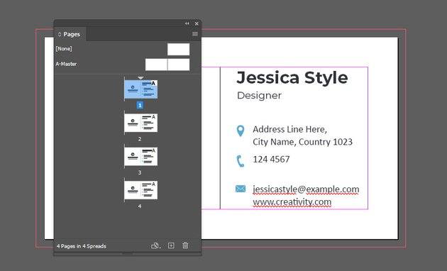 indesign data merge multiple pages
