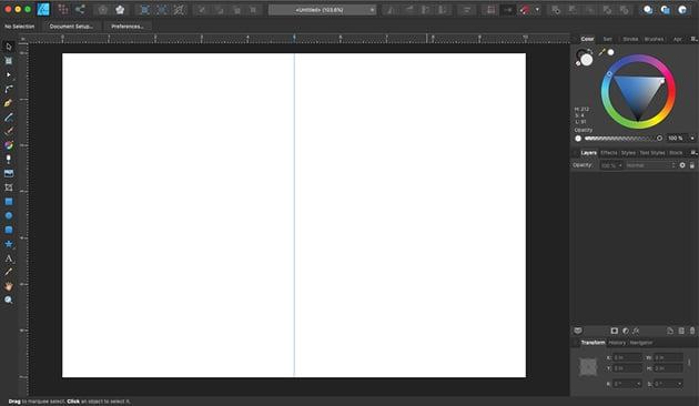 Affinity Designer Template Guide Added