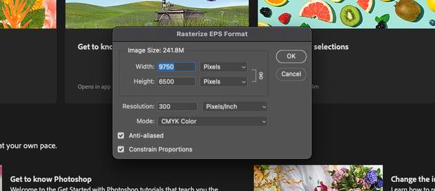 Cricut SVG Photoshop Open File
