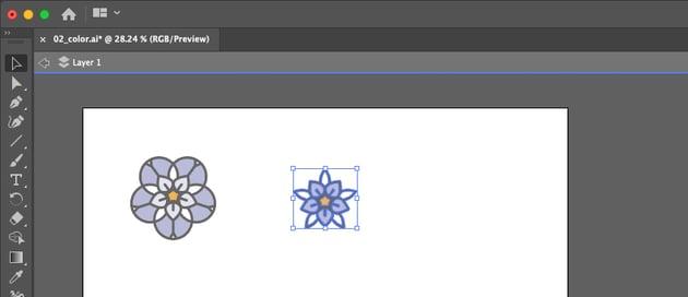 SVG Cricut Prepare in Illustrator