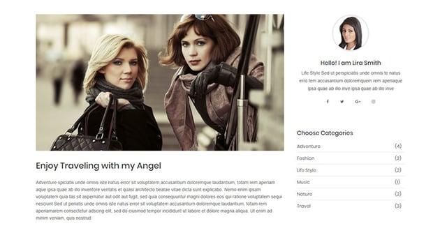 Lira - Amazon Affiliate Blog WordPress Theme