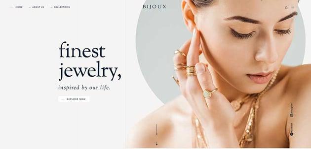 Bijoux - Handmade Crafts Jewelry WooCommerce