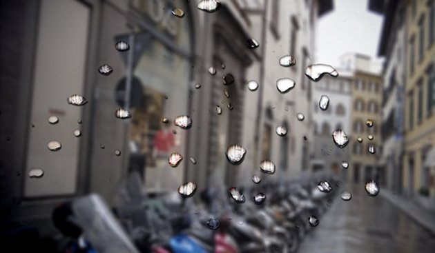 add water droplets to photo effect