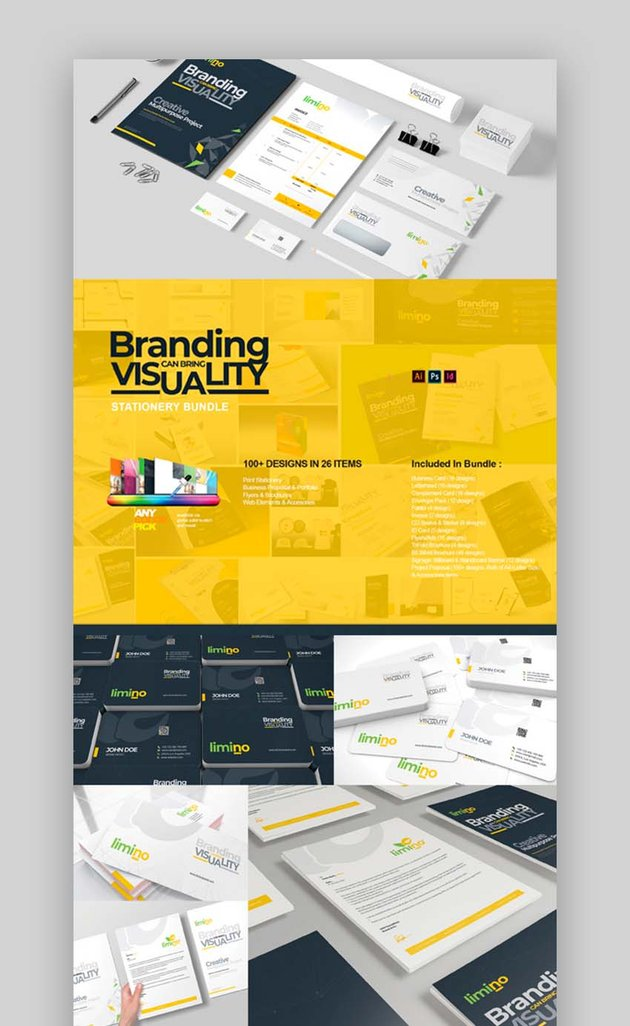 Creative Branding Package Template