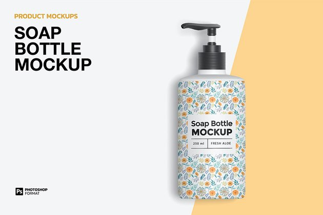 Artistic Soap Label Templates From Envato Elements