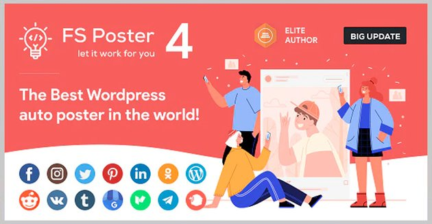 FS Poster - WordPress Auto Poster