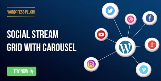 Social Stream WordPress Facebook Plugin