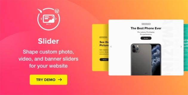 Slider - - Carrusel de imágenes para WordPress