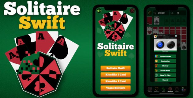 Solitaire - iOS Card Game Template