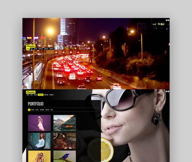 Photolio WordPress Photography Theme