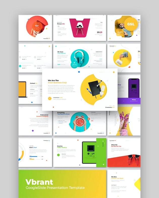 Vbran - Google Slides Business Templates