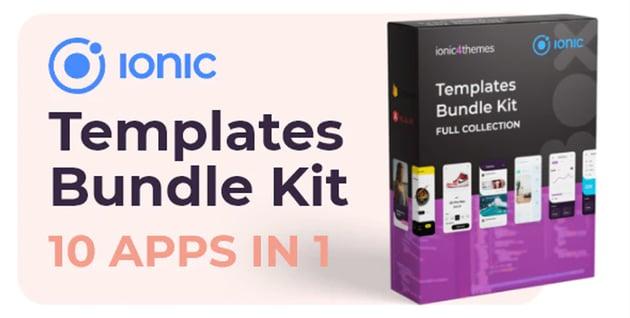 Ionic App Bundle Kit