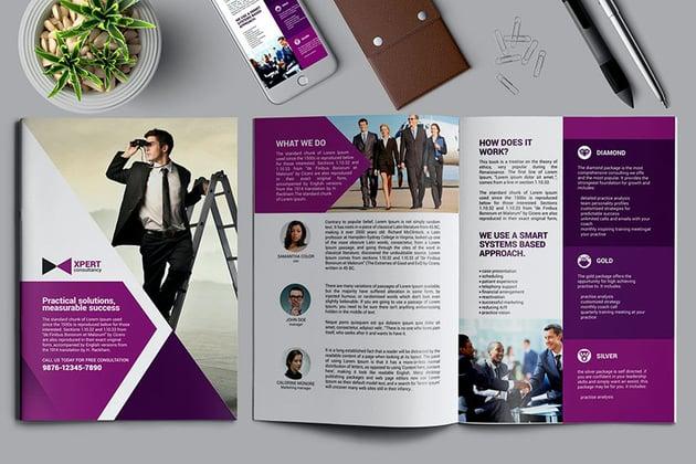 Bifold Brochure A3