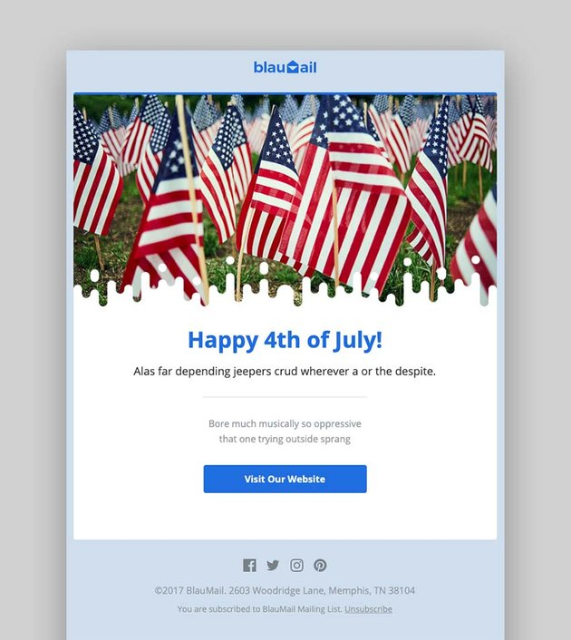 Blaumail - Marketing Email Sets  Notification Pack