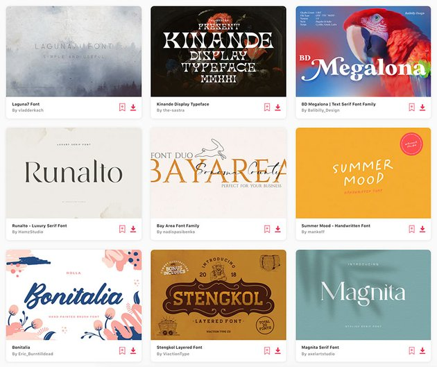 Enjoy unlimited small letter font downloads with a subscription to Envato Elements.