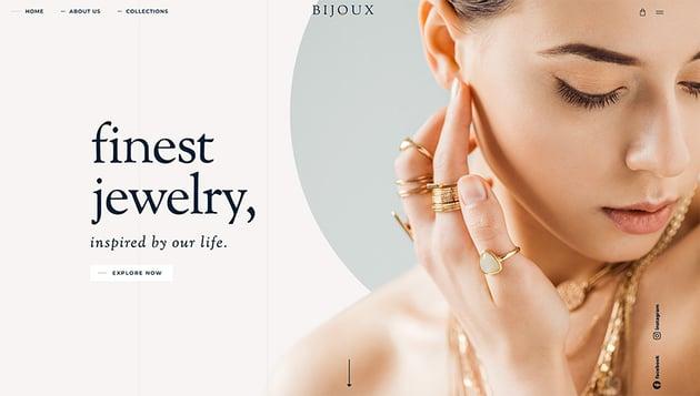 Bijoux - WooCommerce Jewelry Theme