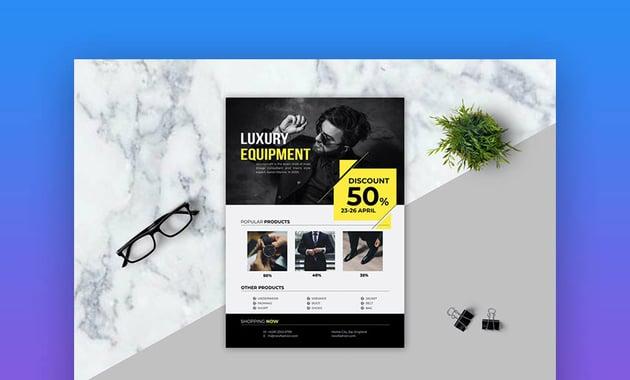 Luxury - Sale Product Flyer