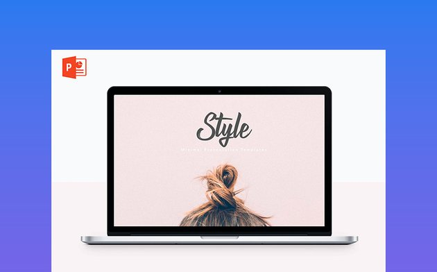 STYLE - Multipurpose Premium PPT Template