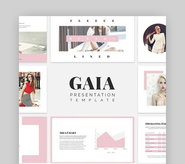 Gaia PowerPoint Presentation