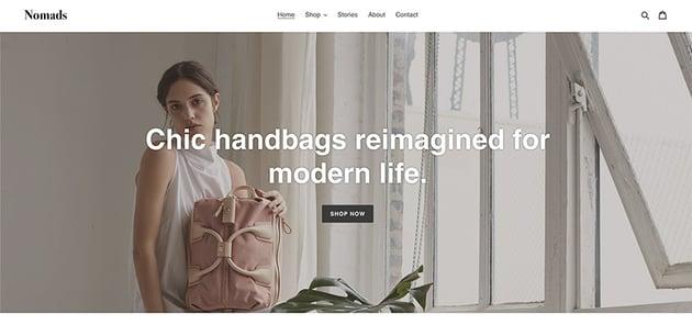 Free Debut Theme Shopify