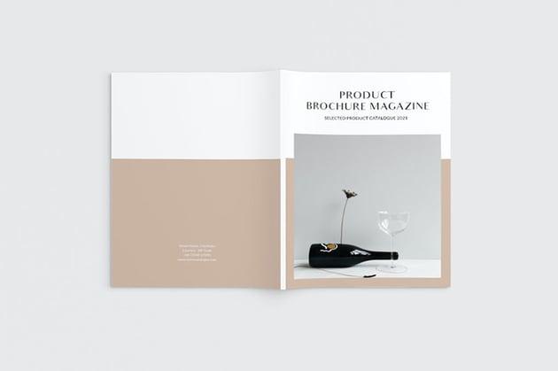 Product Catalog Magazine