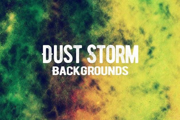 Dust Storm Backgrounds