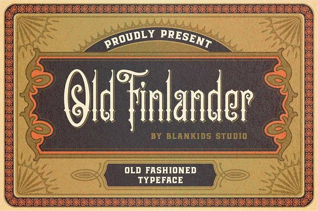 Old Finlander