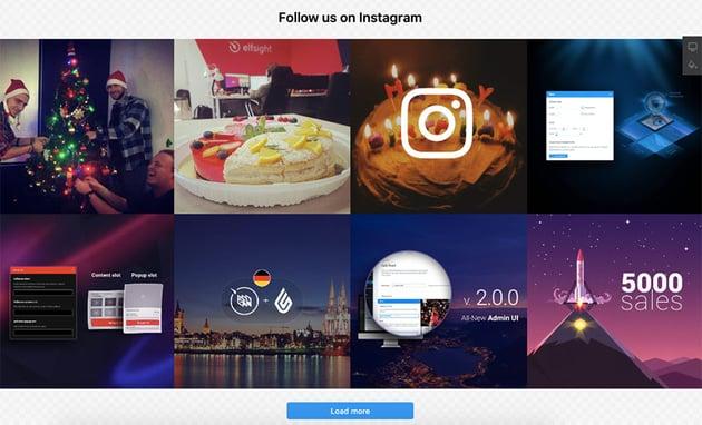 Instagram Feed - WordPress Instagram Gallery