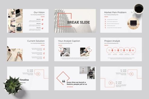 Marlin - Startup Powerpoint Presentation