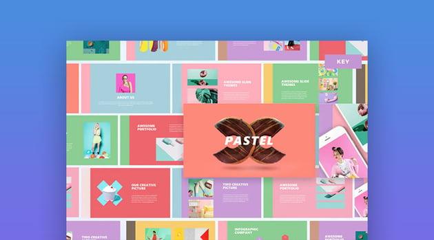 Pastel - Keynote Template