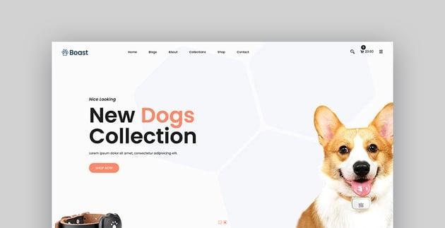 Beast - Shopify Pet Shop Animal Care Responsive Theme