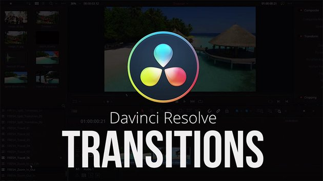 Save time with transition DaVinci Resolve templates from Envato Elements.