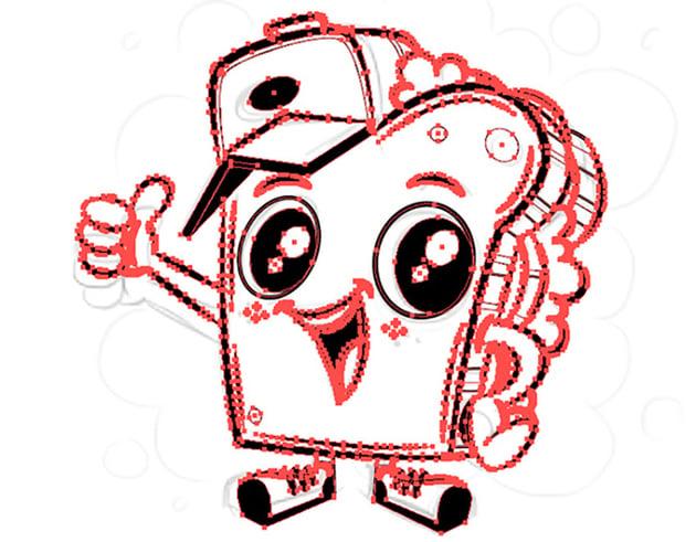 Logo and Mascot Design Tutorial adobe illustrator object expand appearance stroke shape fill resize form
