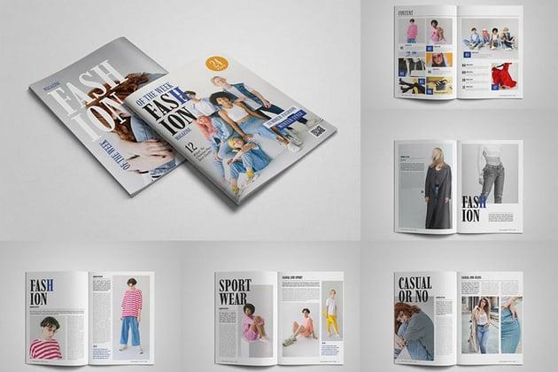 Interesting Magazine Layouts