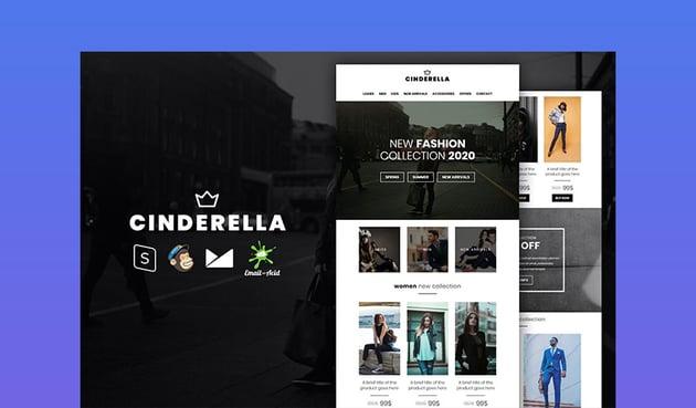 Cinderella Best Email Newsletters