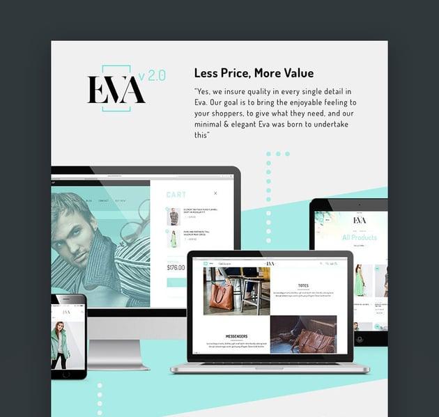 Eva Shopify eCommerce Template