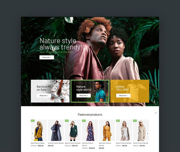 Zeexo Shopify eCommerce Website