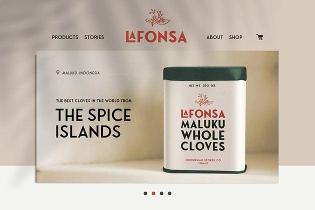 Fonseca Art Deco Sans Serif Font