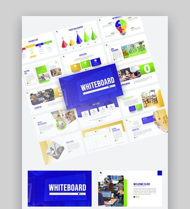 Whiteboard Presentations for School