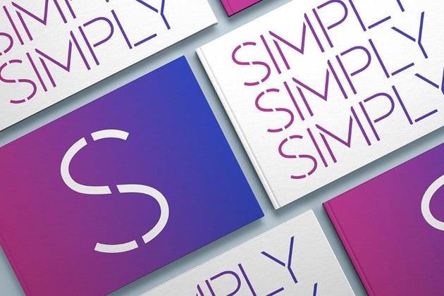 Towards Stencil Letters Font