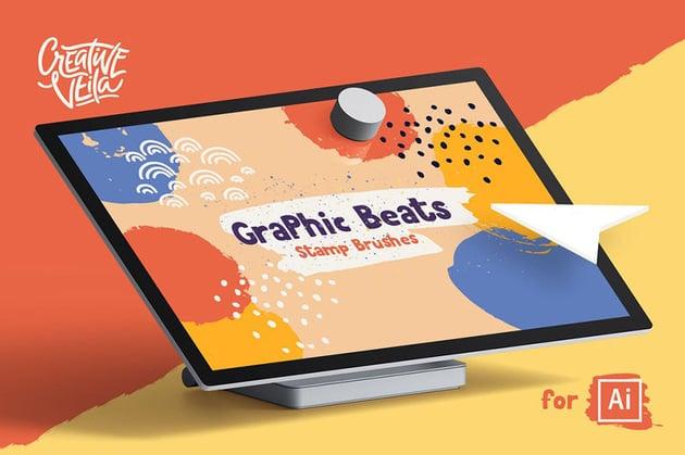 Graphic Beats Affinity Designer Assets