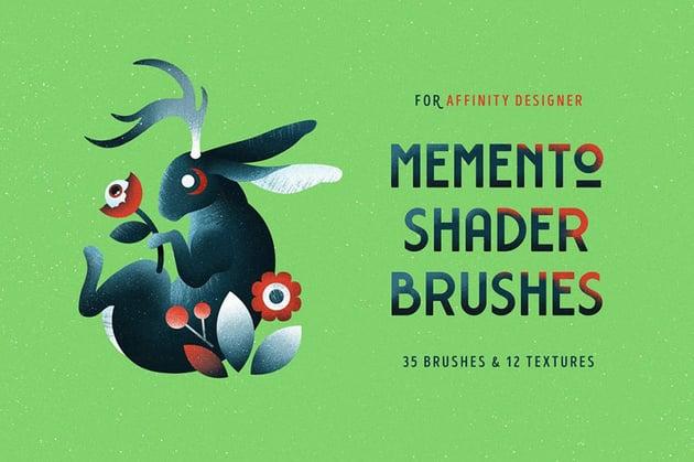 Shader Brushes Affinity Designer Brushes