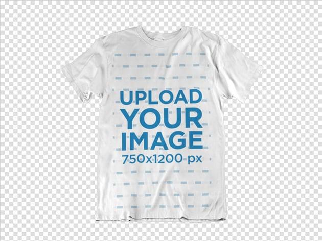 Clothing T-shirt Mockup