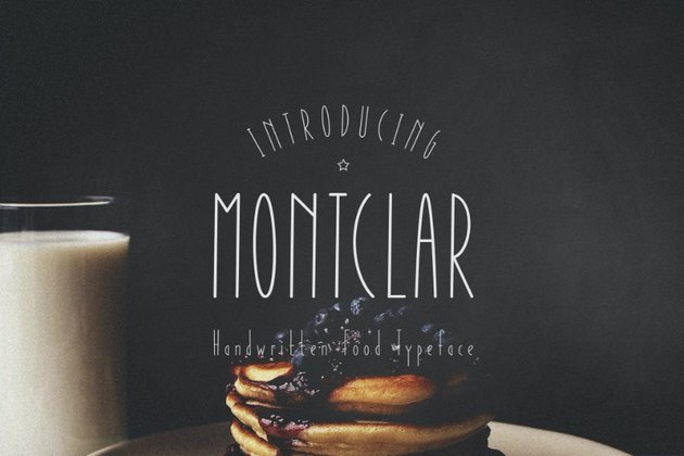 Montclar Russian Cyrillic Font Download