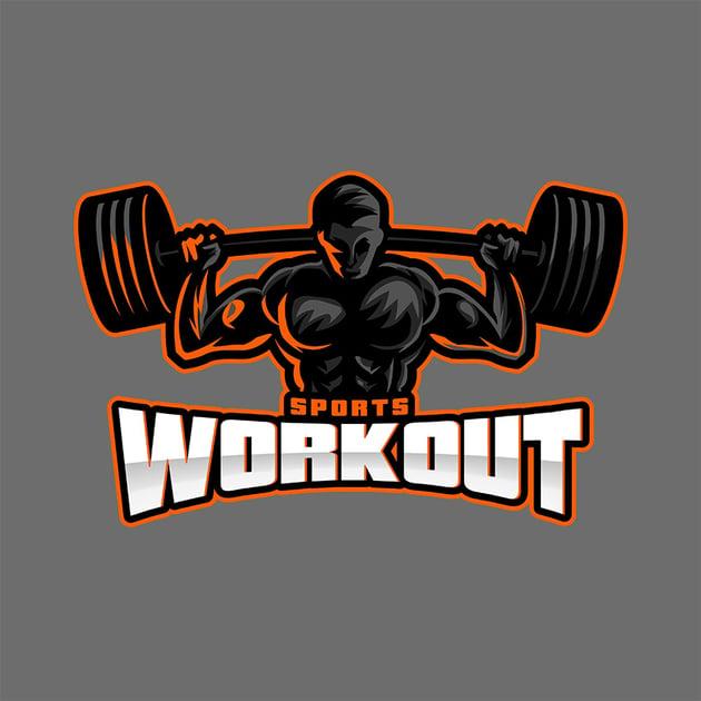 Sports Logo Maker for Fitness Center