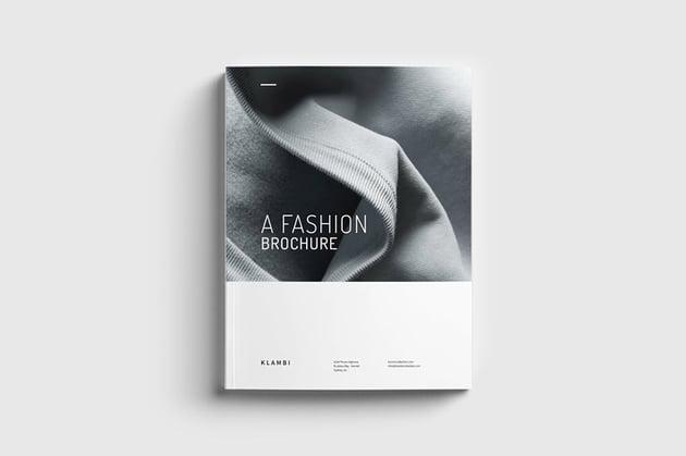 Multipurpose Lifestyle Brochure InDesign Template