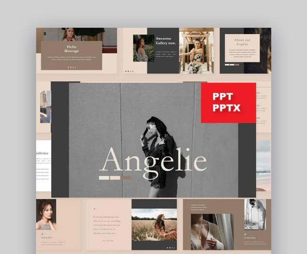 Angelie Nice Slideshow